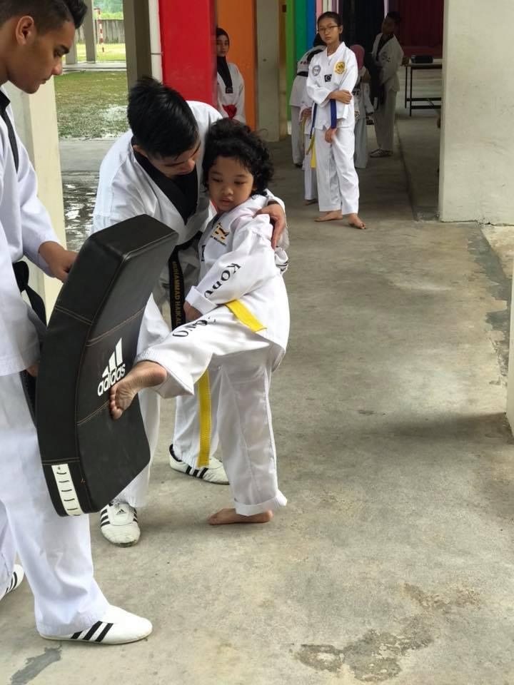 Belajar Taekwondo | Sertai Kelab Taekwondo Terbaik di Malaysia 2015!