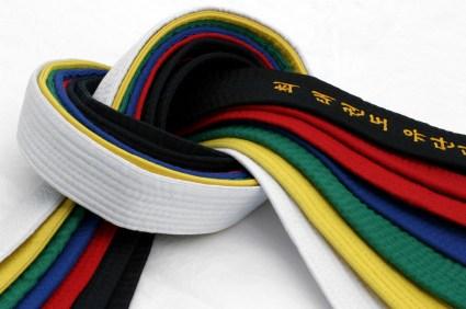 Belajar Taekwondo | Warna Tali Pinggang Taekwondo