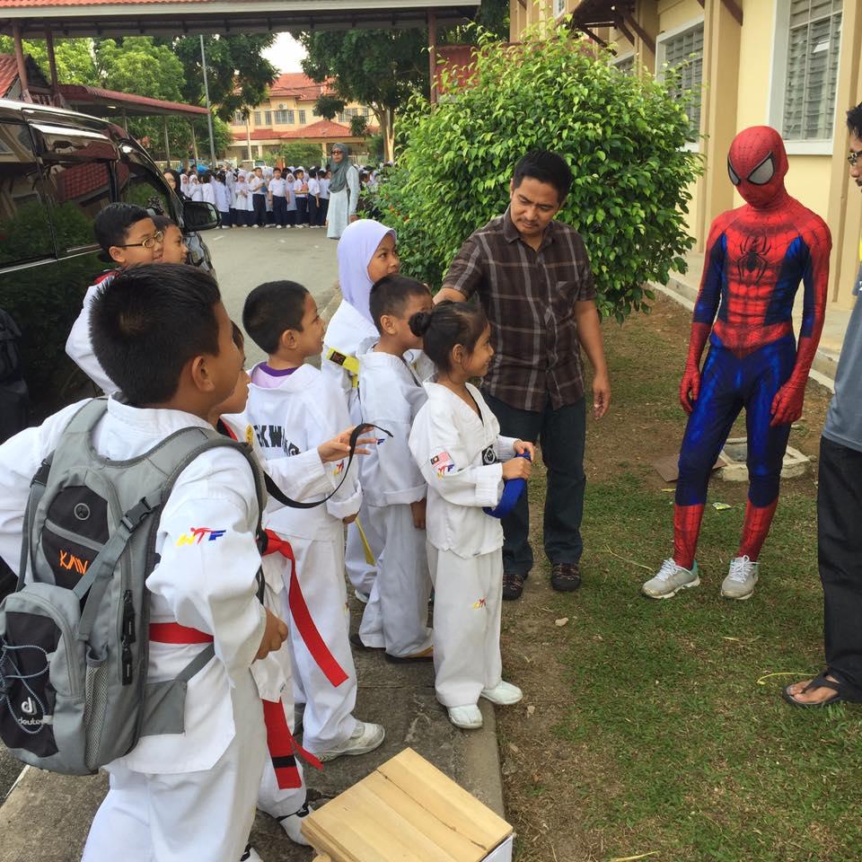 Demo Taekwondo Kelab Taekwondo Koryo | Demonstrasi Taekwondo SK Seri Pristana