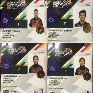 Goodluck Koryo! 4 Atlet Koryo Sukan Sea 2017