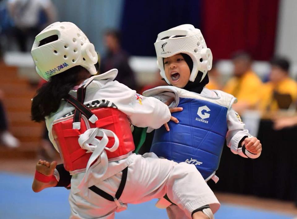 Sekitar 3rd Leg of Kejohanan Taekwondo (WT) Sirkit Koryo Junior & Senior Antara Negeri ke-9, 2018